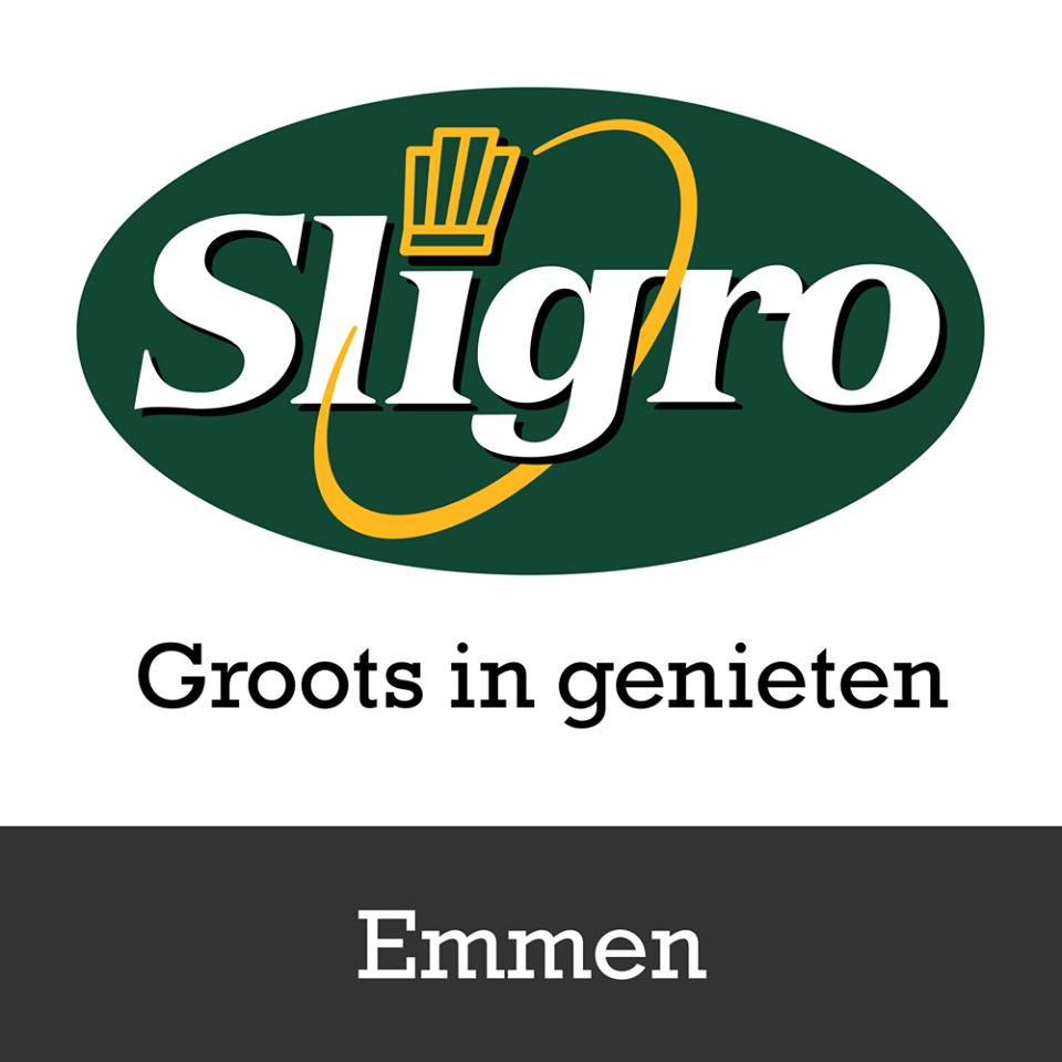 Sligro Emmen logo