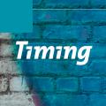 Timing uitzendteam B.V. logo